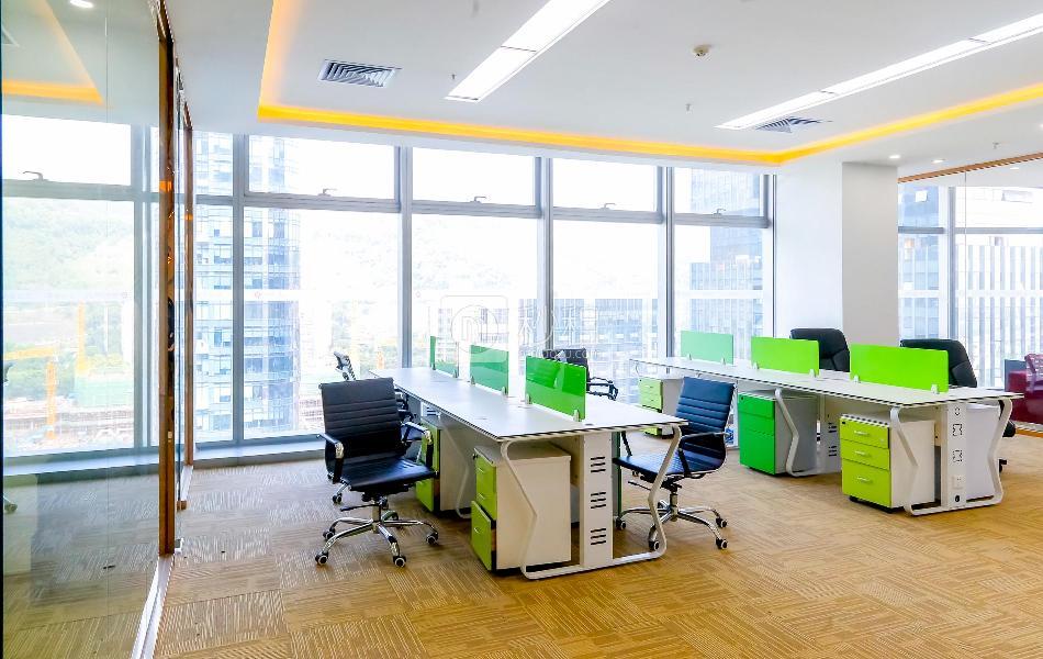 卓越城(二期)写字楼出租228平米精装办公室170元/m².月