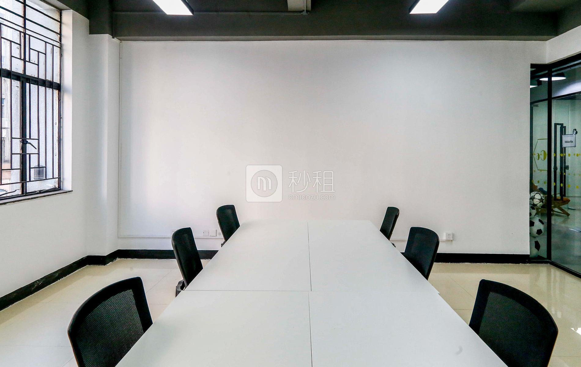南油第二工业区-Wedo联合创业社写字楼出租80平米精装办公室6700元/间.月