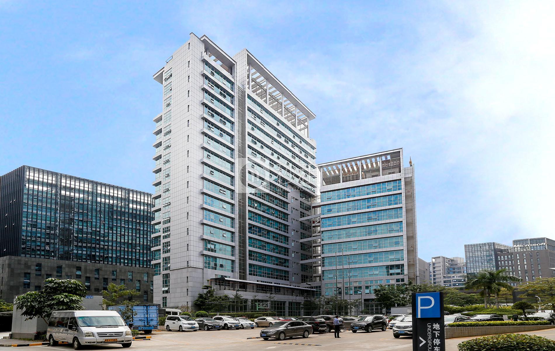 天明科技大厦