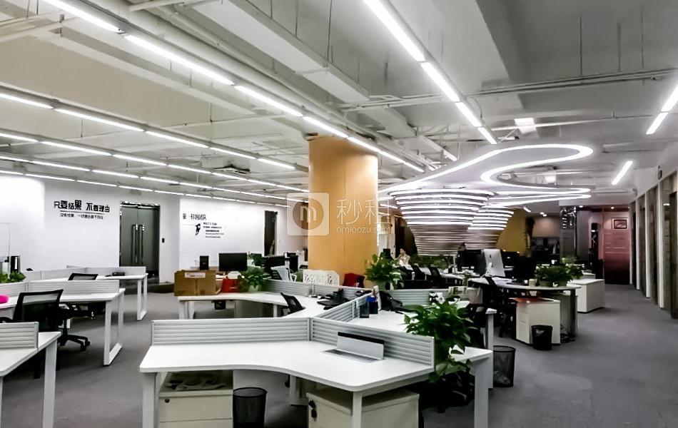 朗峰大厦写字楼出租1500平米精装办公室100元/m².月