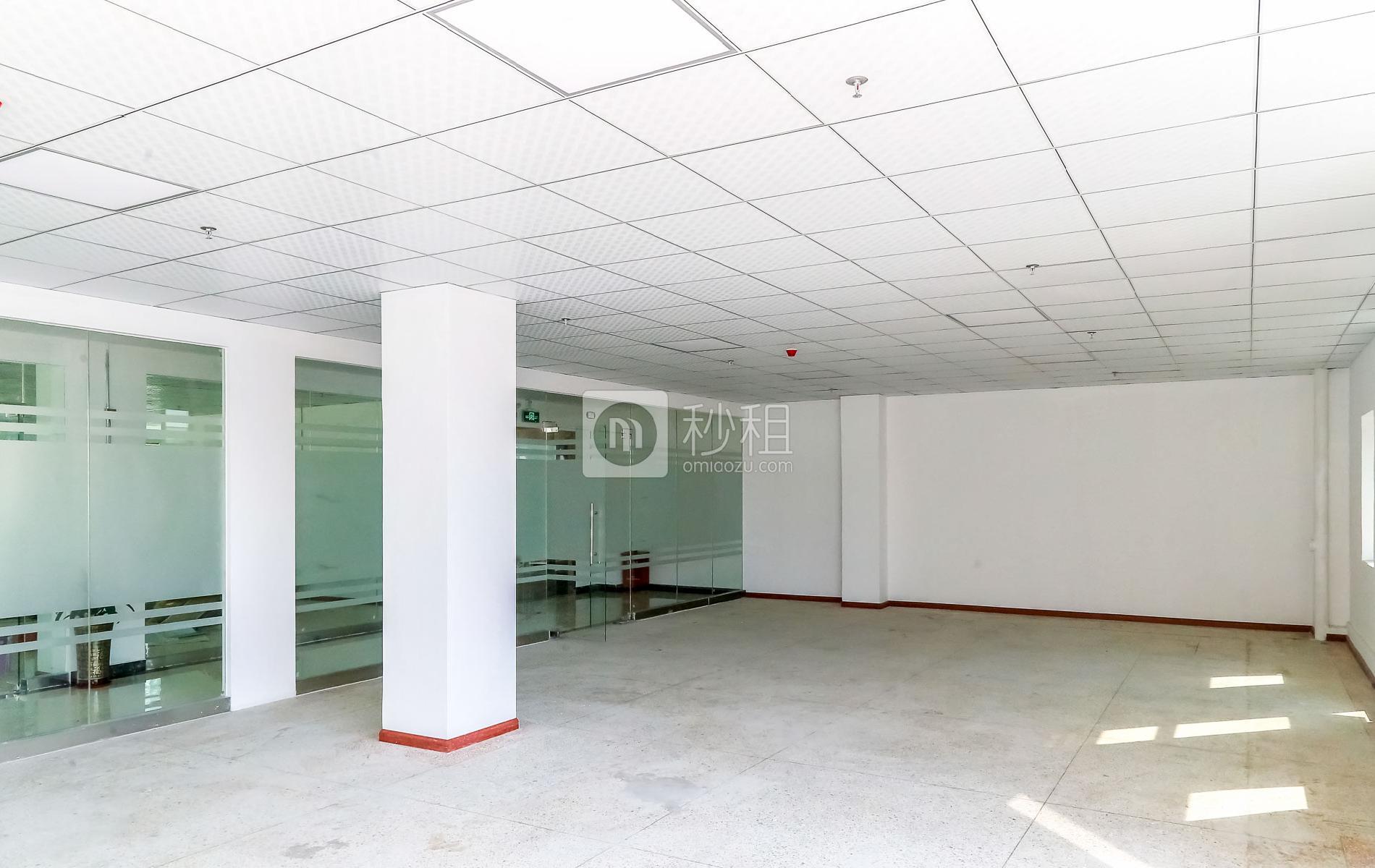 惠宝厨具大厦写字楼出租136平米简装办公室50元/m².月