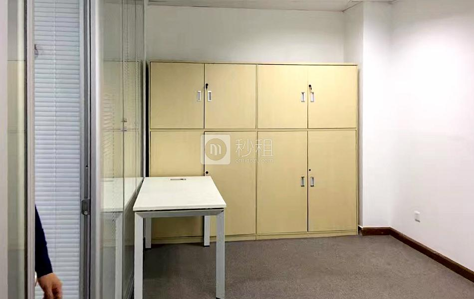 科技园工业大厦写字楼出租276平米精装办公室100元/m².月
