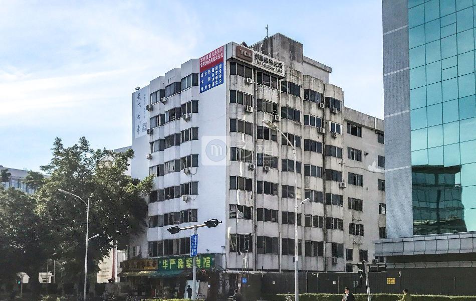 蛇口網谷-TCL科技大廈