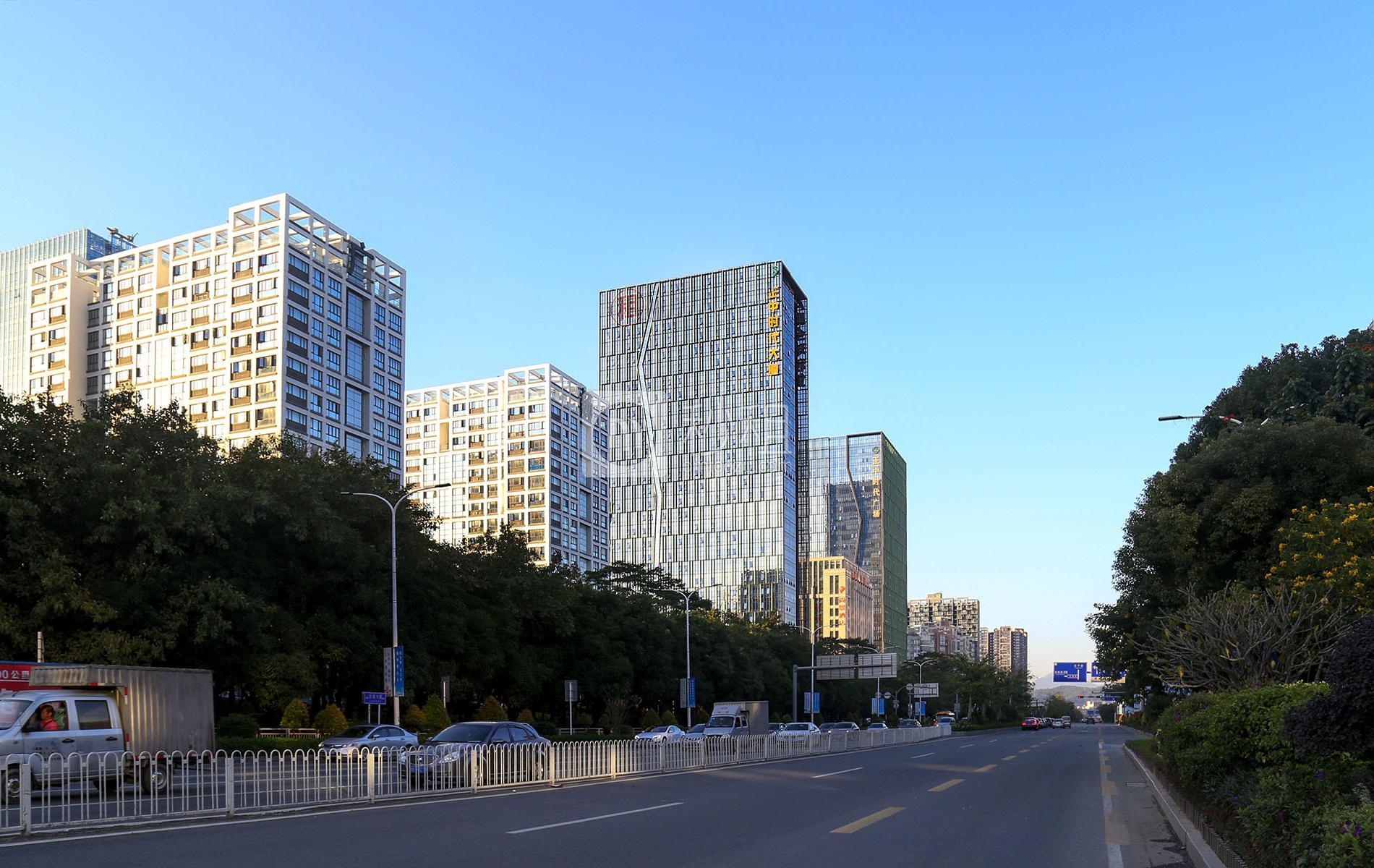 正中时代广场