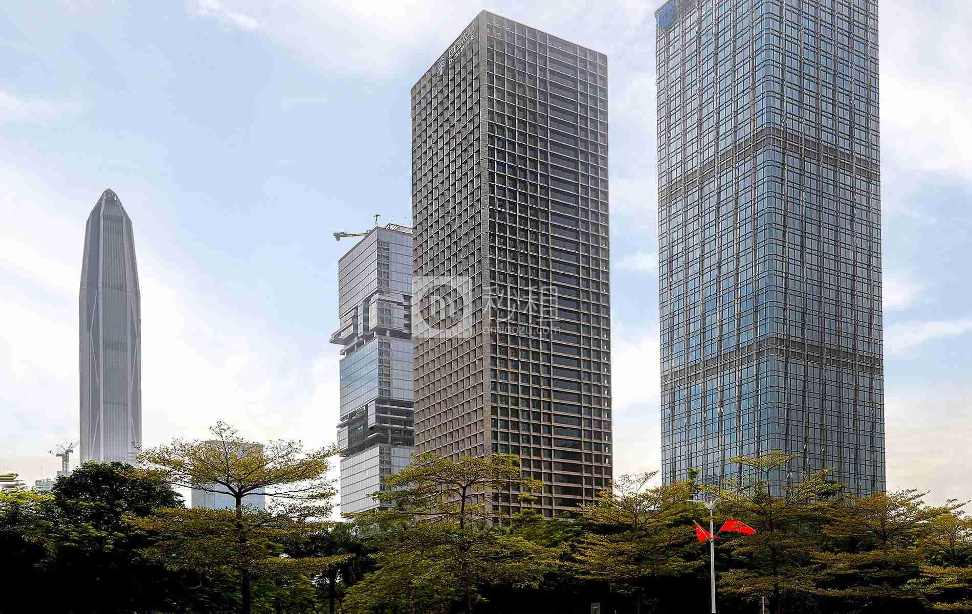 太平金融大厦-德事商务中心
