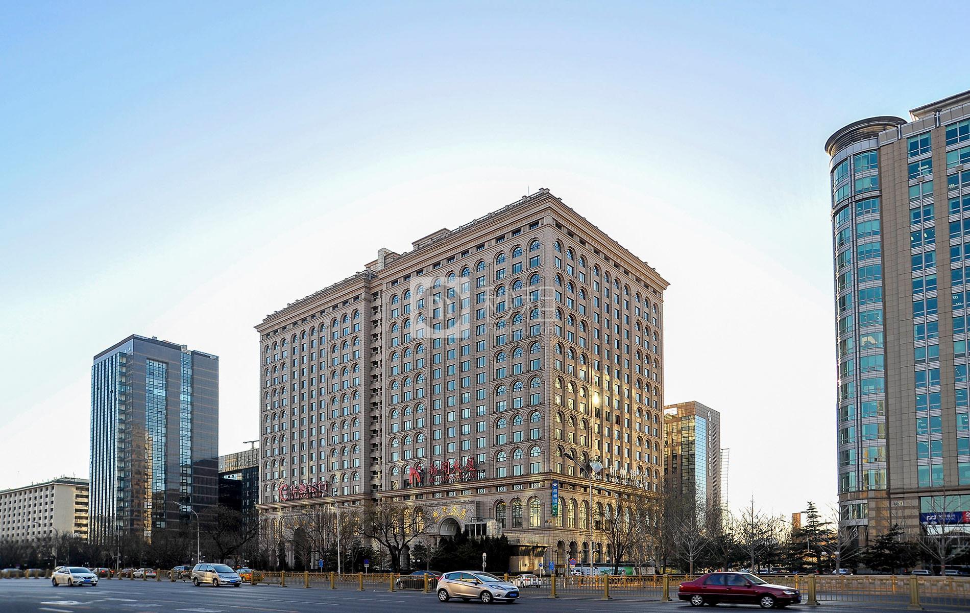 北京新闻大厦