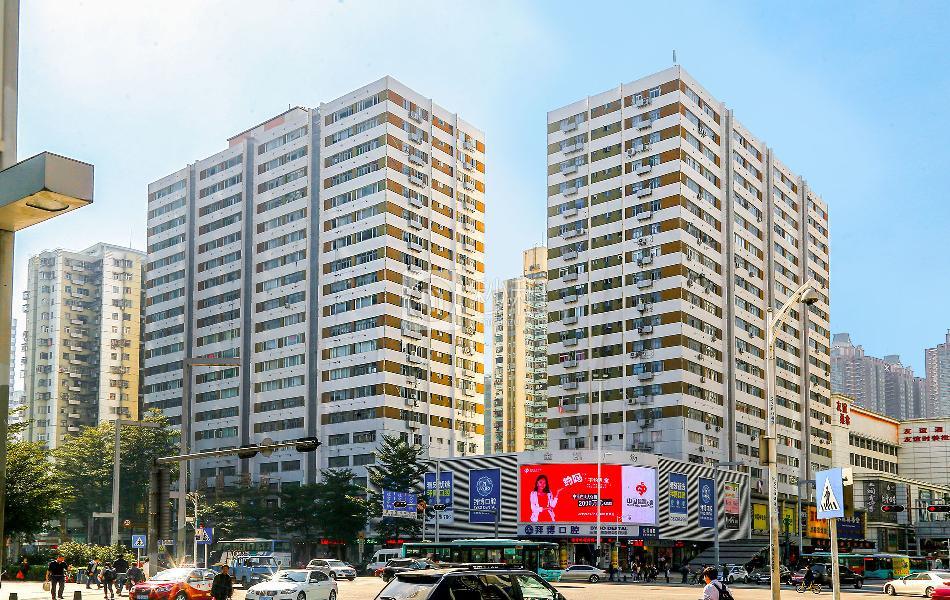 国际商业大厦