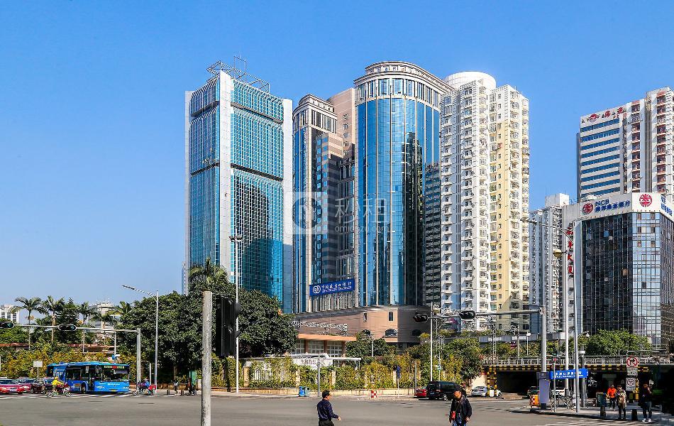 深圳國際金融大廈