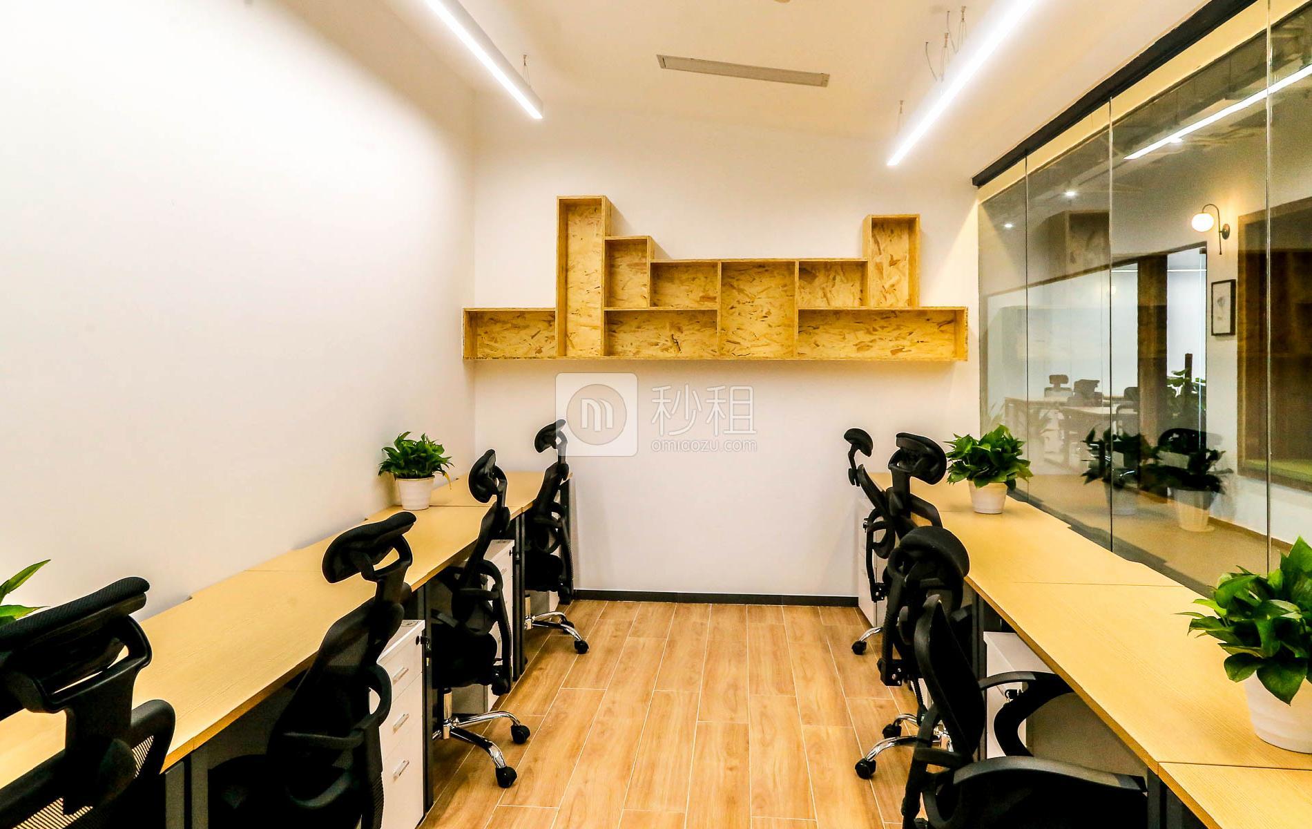 飞扬科技园-飞扬联合办公空间写字楼出租62.5平米精装办公室24640元/间.月