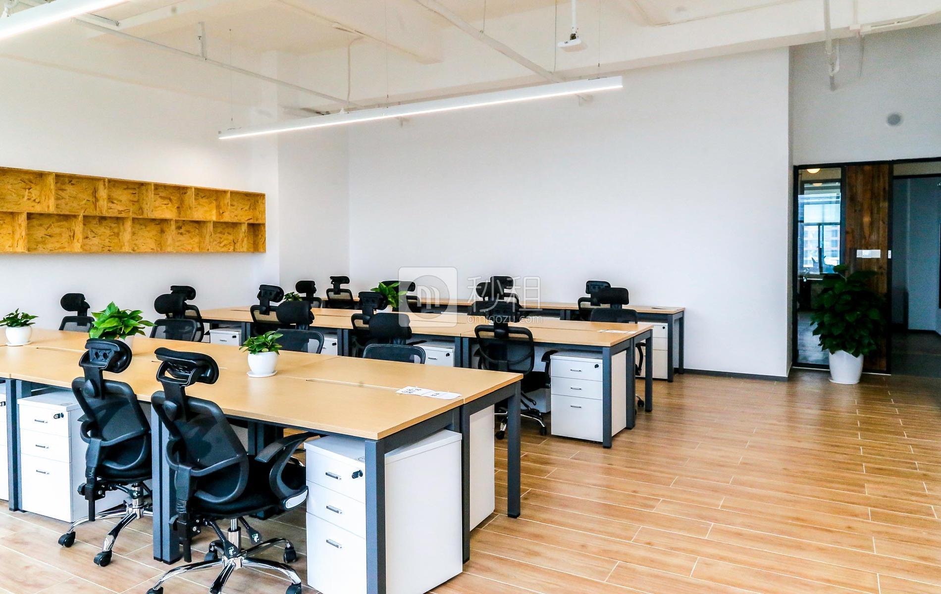 飞扬科技园-思微SimplyWork7.0写字楼出租160平米精装办公室28000元/间.月