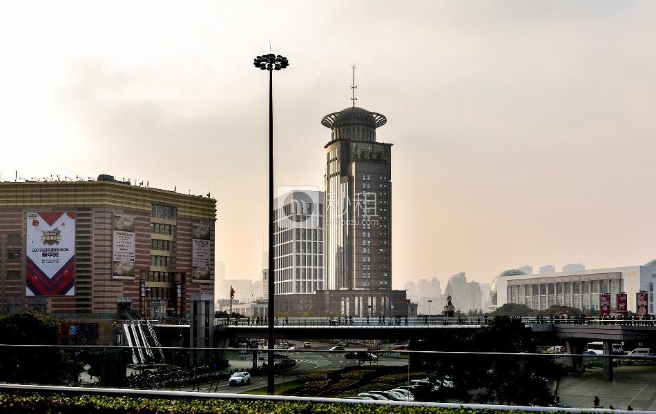 浦东海关大楼