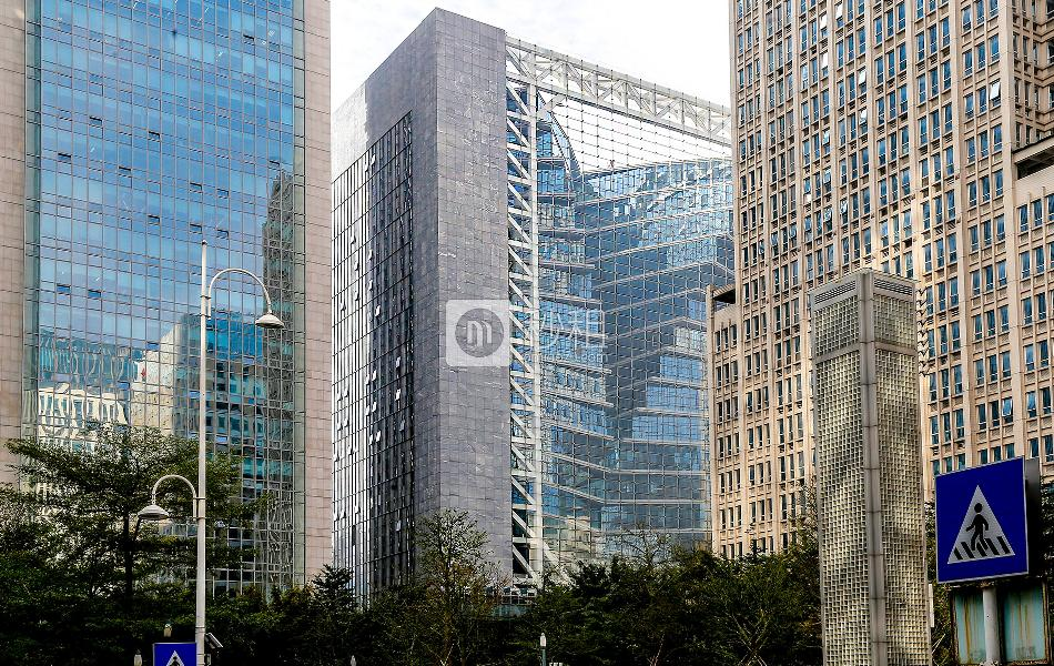 蚂蚁邦金融中心-华安保险总部大厦