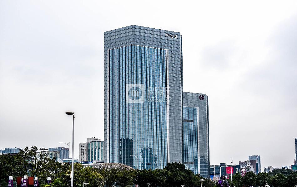 粤海天河城大厦