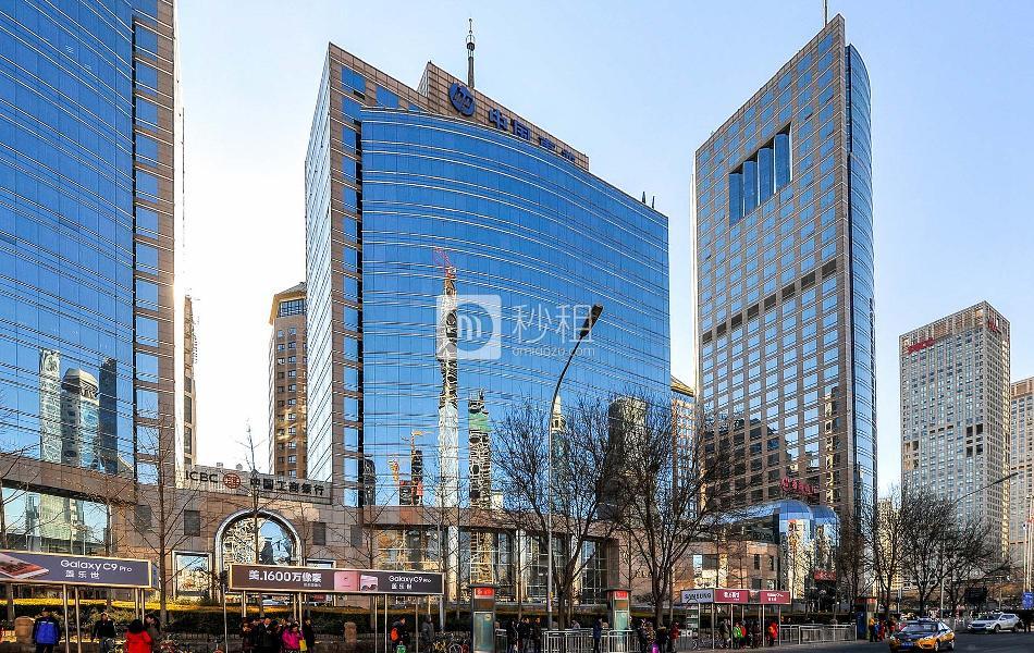 中国惠普大厦