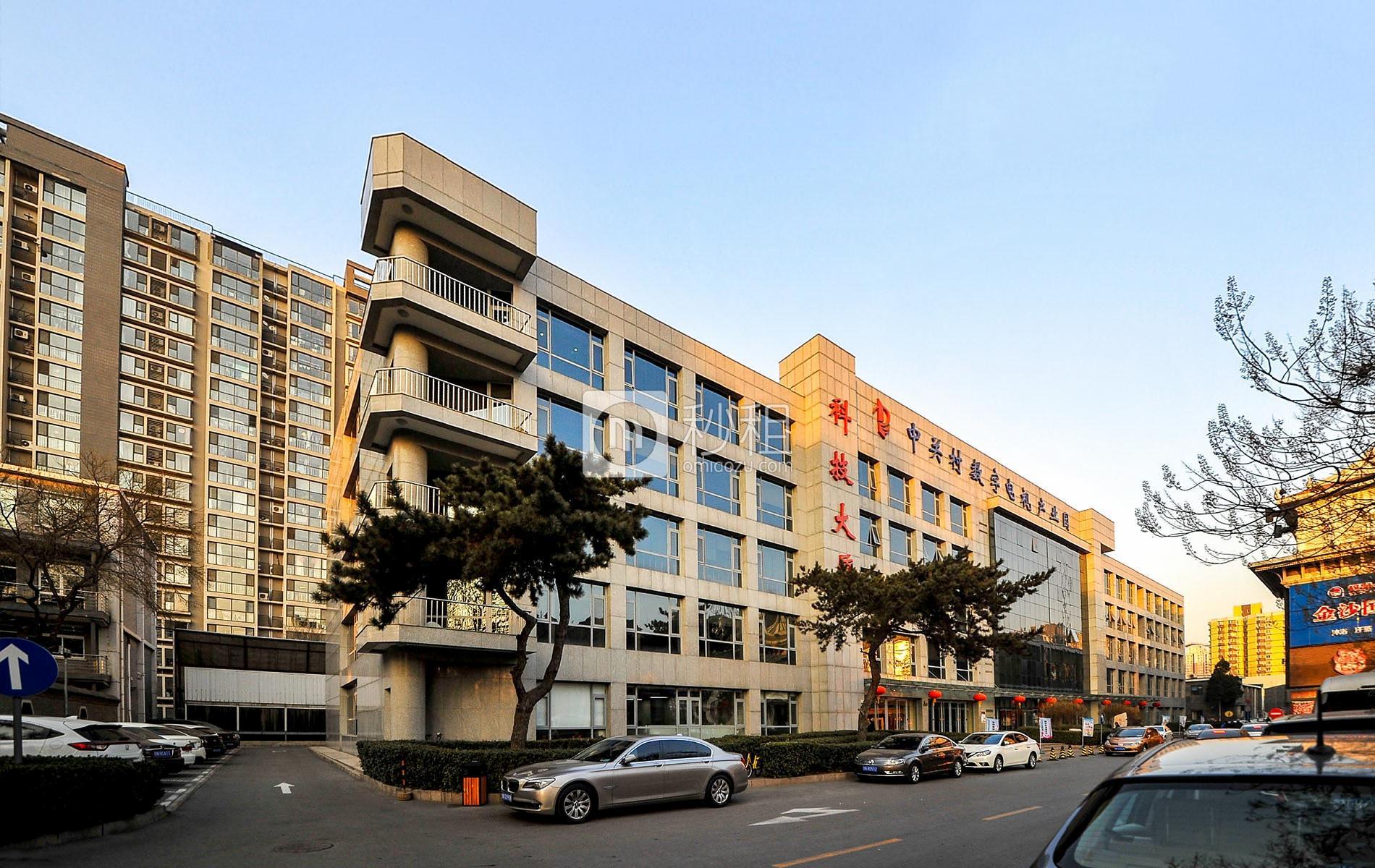 牡丹科技大厦