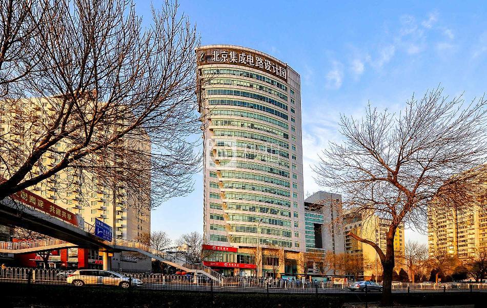 北京集成线路设计园-量子芯座