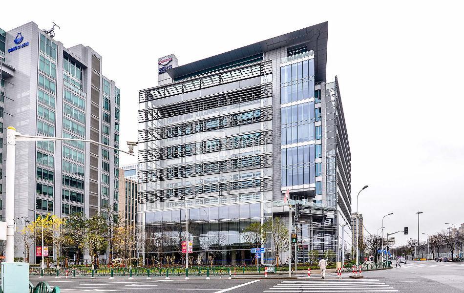 中外运长航上海世博办公楼