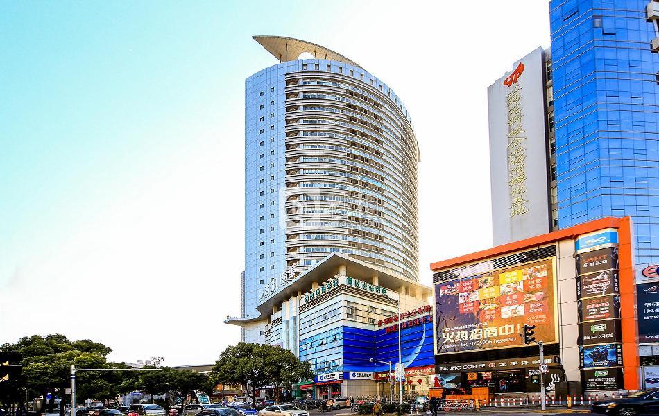 杨浦创业大厦