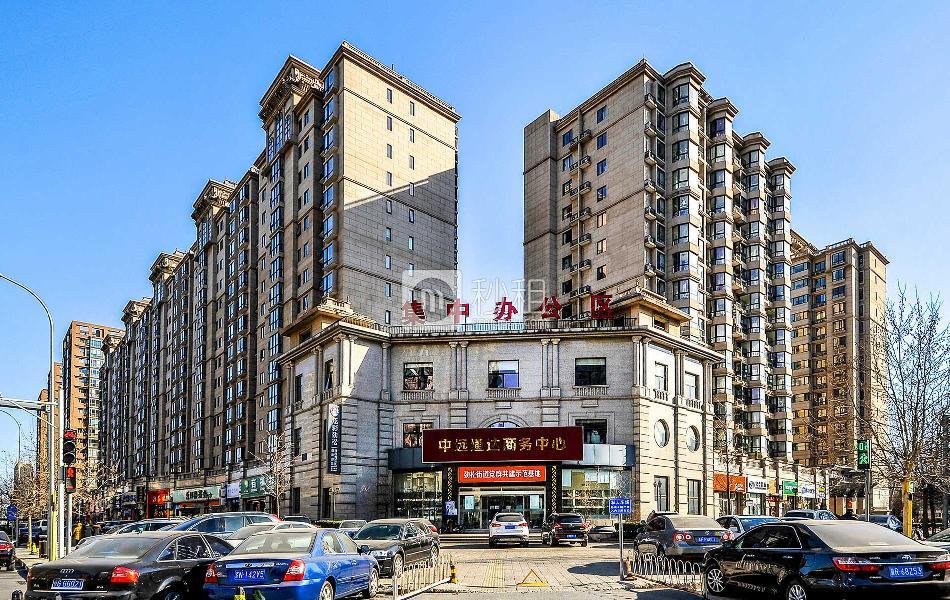 中远通达商务中心-珠江帝景