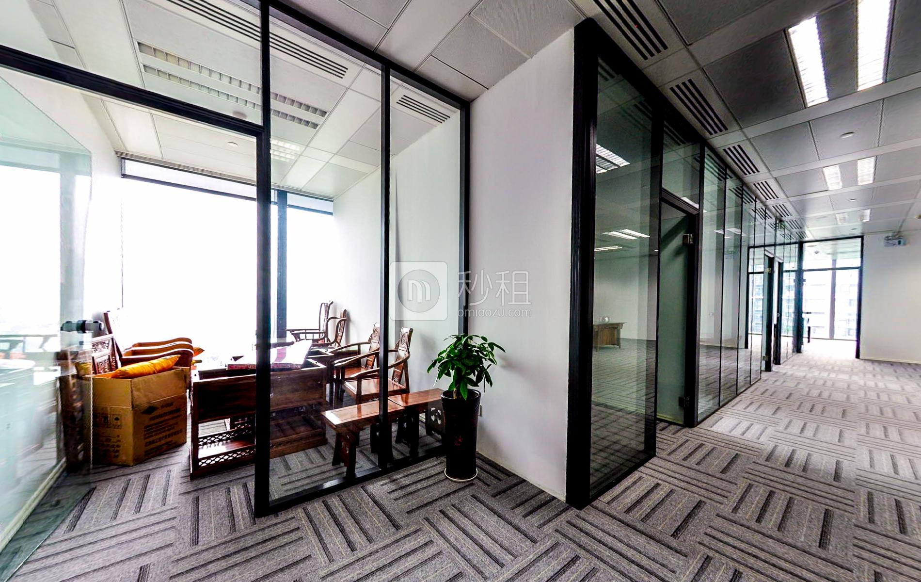 京基100大厦写字楼出租497平米豪装办公室230元/m².月