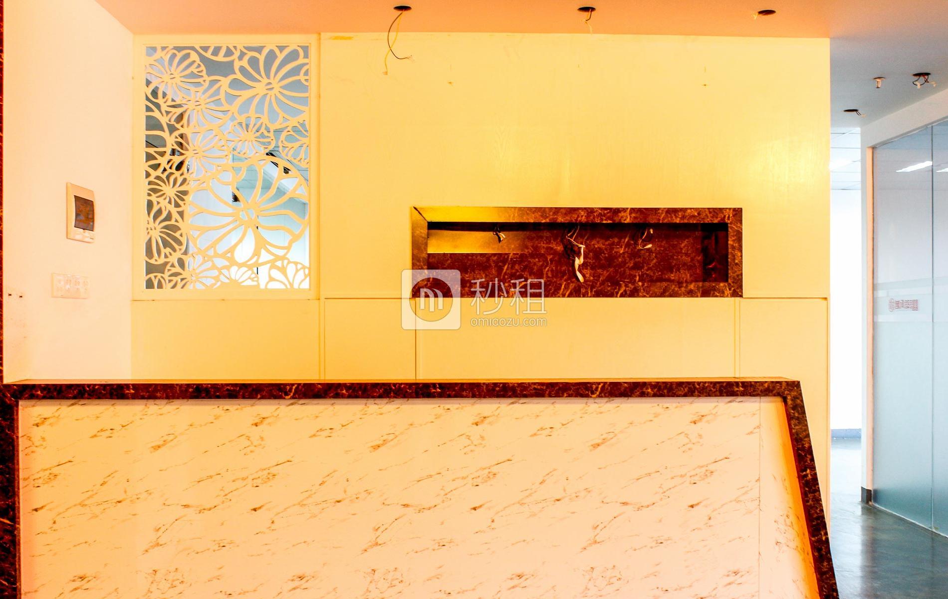 光浩国际中心写字楼出租83平米简装办公室120元/m².月