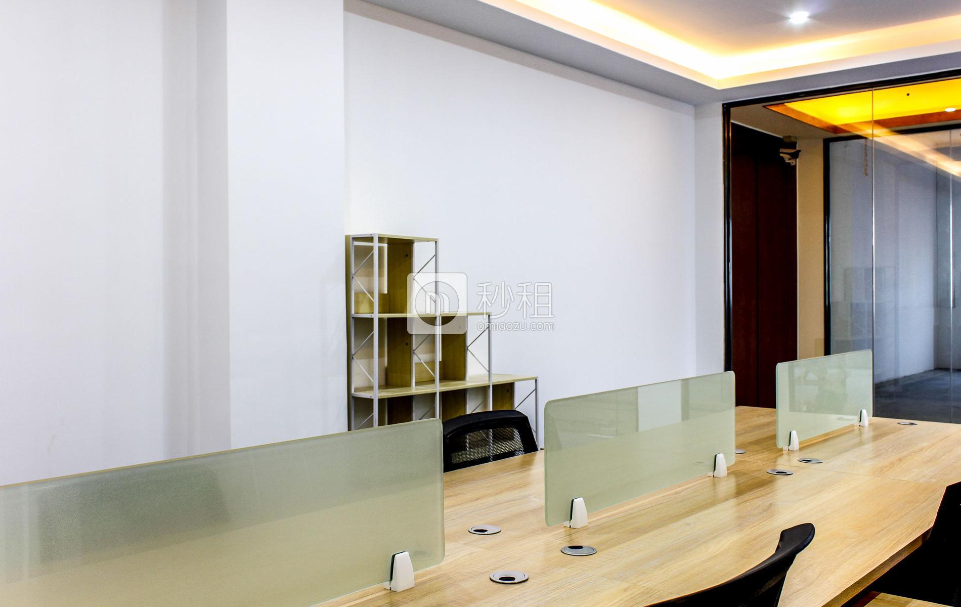 互联时代大厦写字楼出租172平米简装办公室50元/m².月