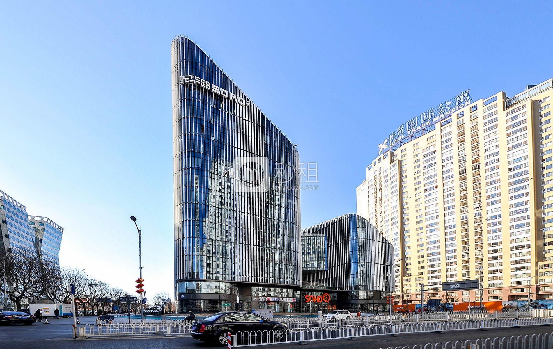 光华路SOHO(二期)写字楼出租/招租/租赁,光华路SOHO(二期)办公室出租/招租/租赁