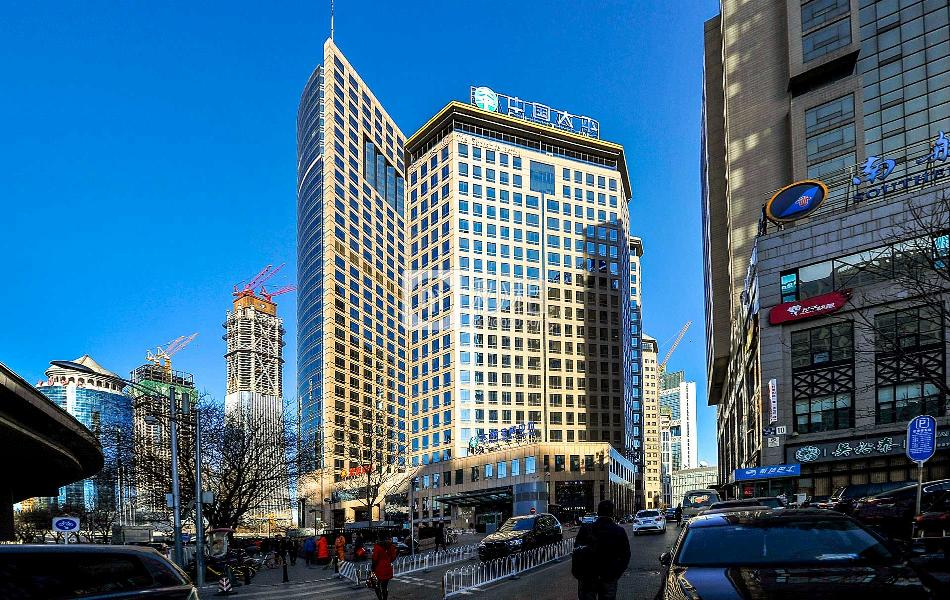 京汇大厦(太平金融中心)