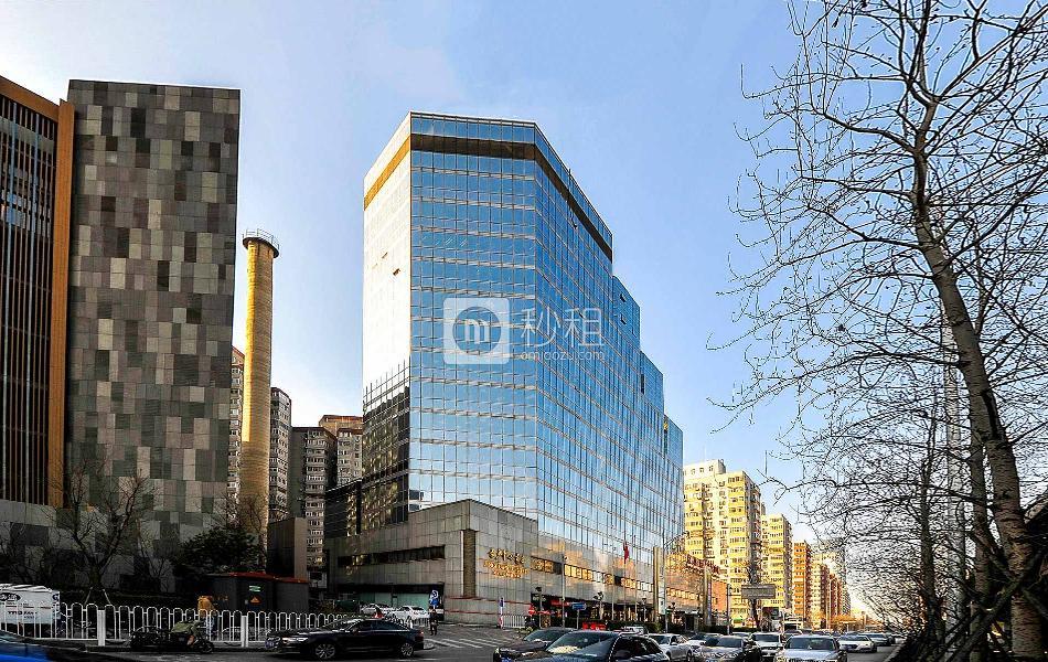 京广中心商务楼