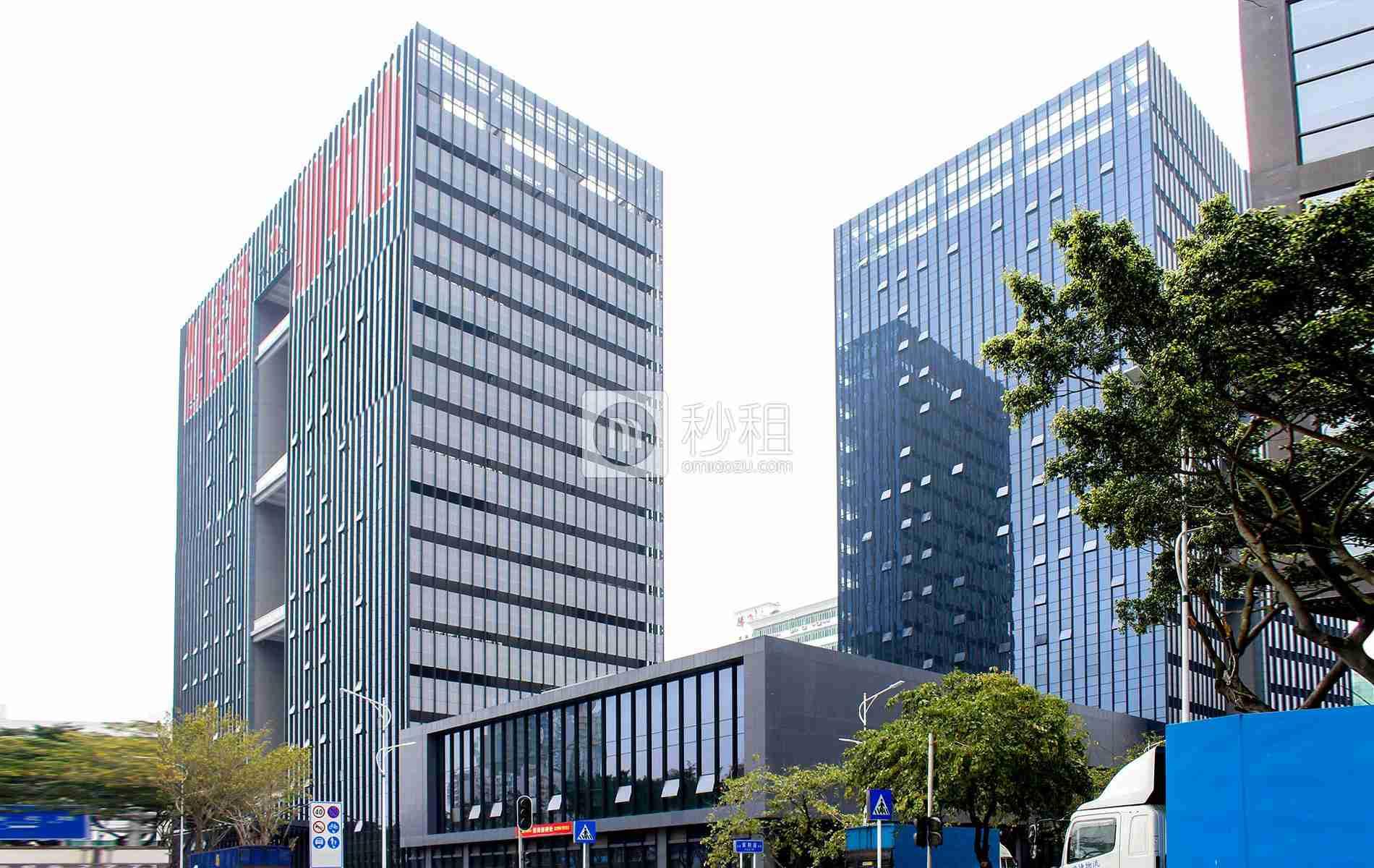 金融科技创新中心(创凌通科技大厦)