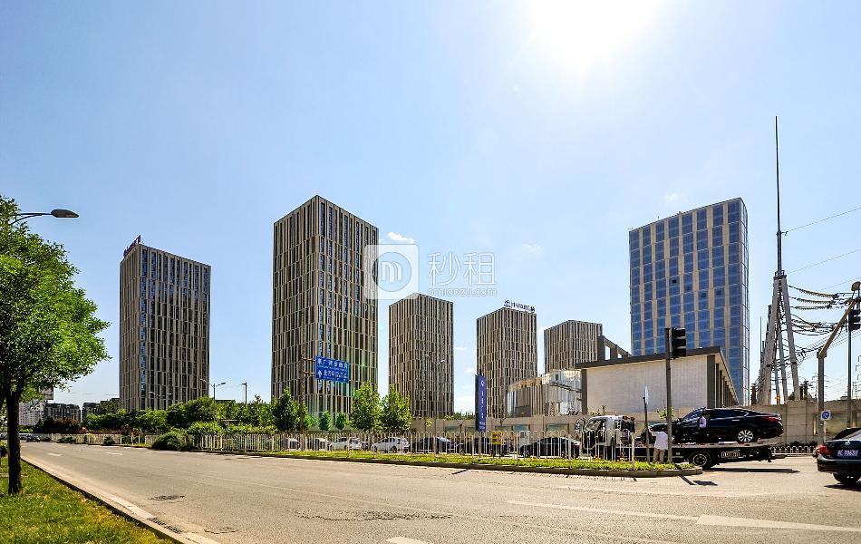 纳什空间-中国铁建广场