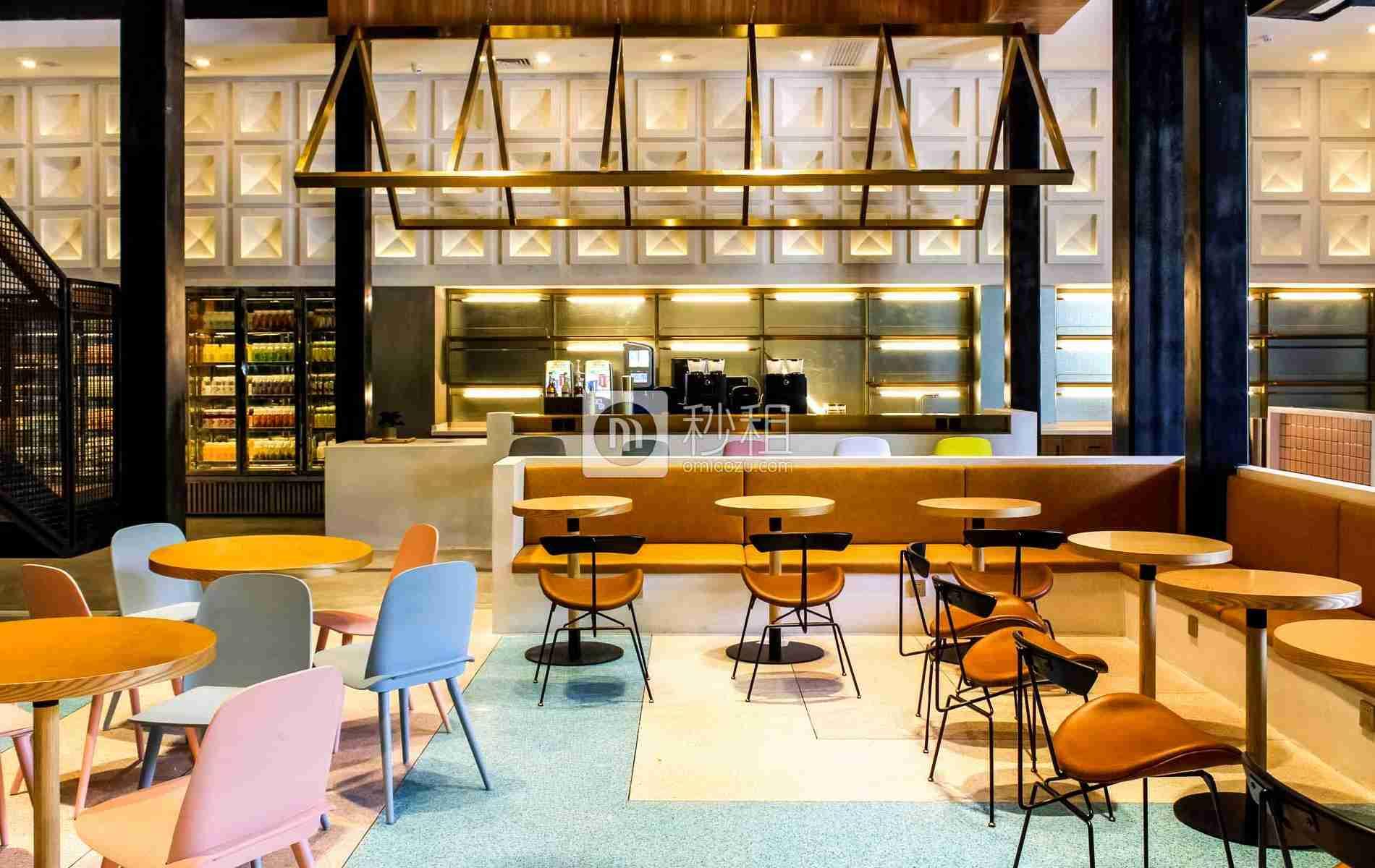 Bee+G&G办公空间-风火创意园