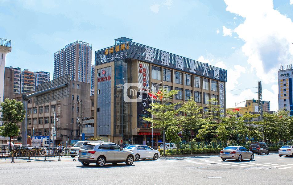 彭渤商业大厦