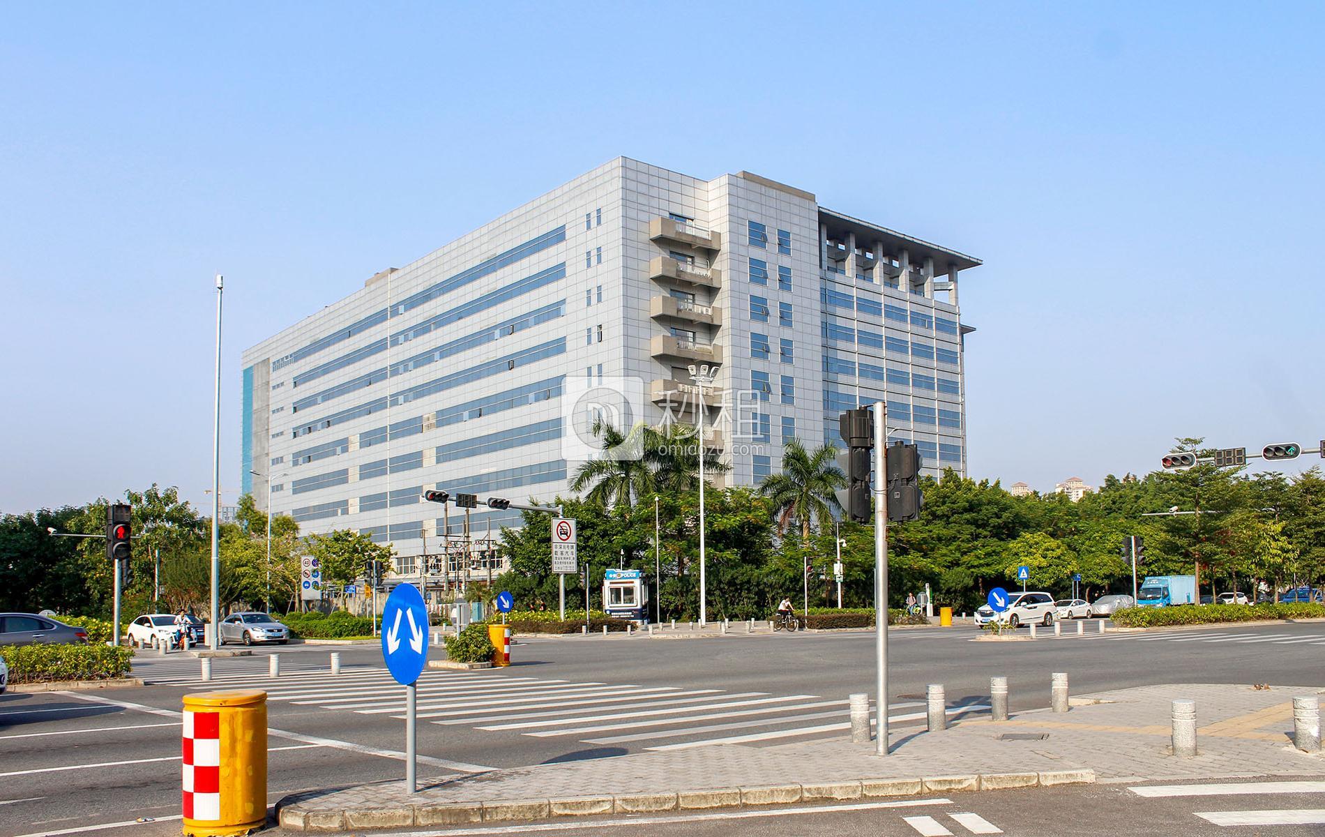 神舟电脑大厦