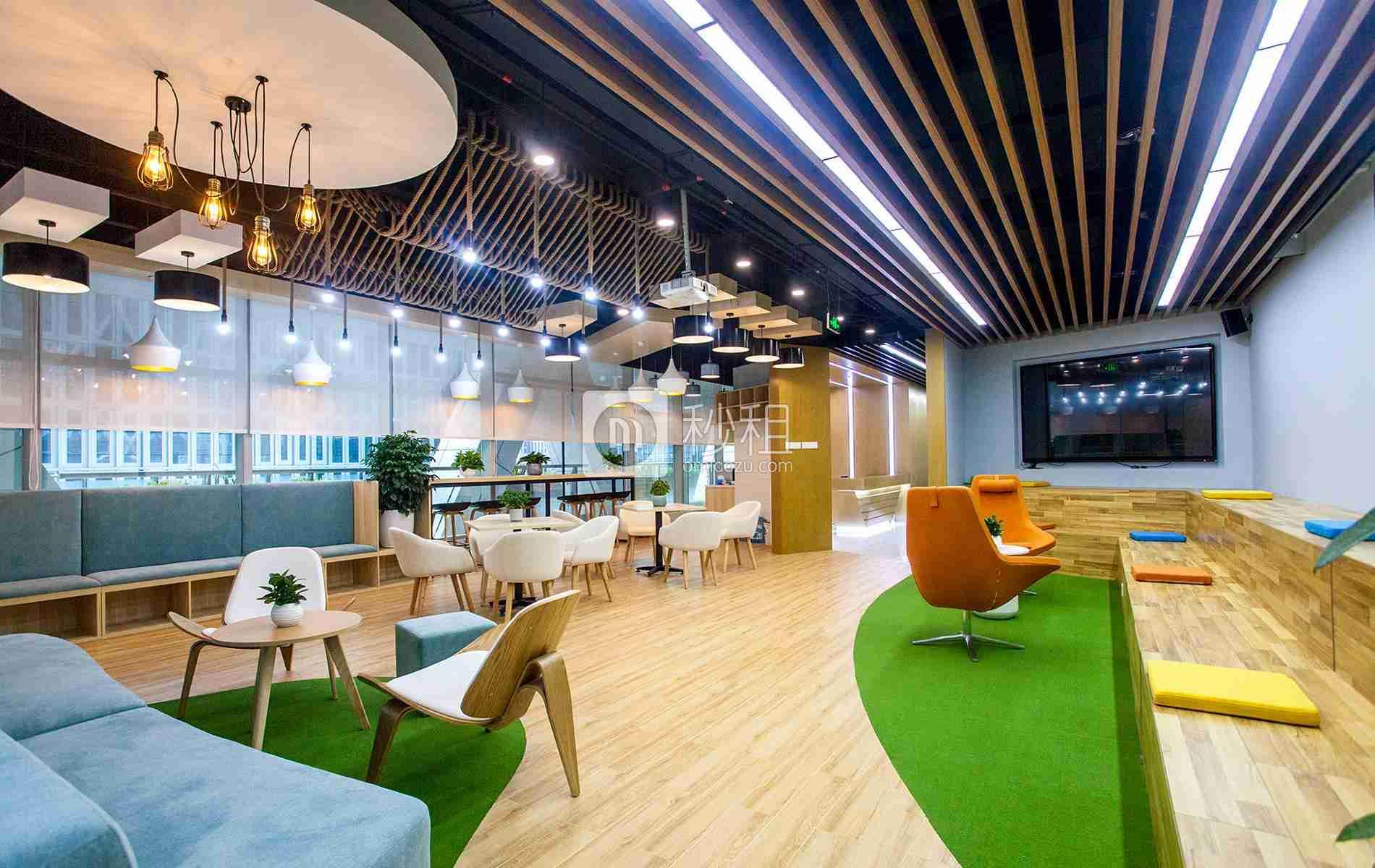 科技园软件产业基地-创投大厦商务中心