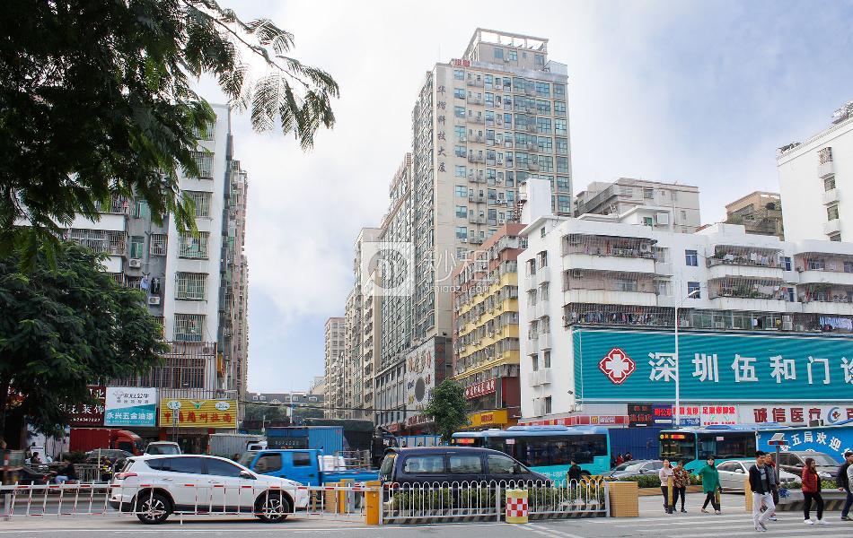 华熠科技大厦