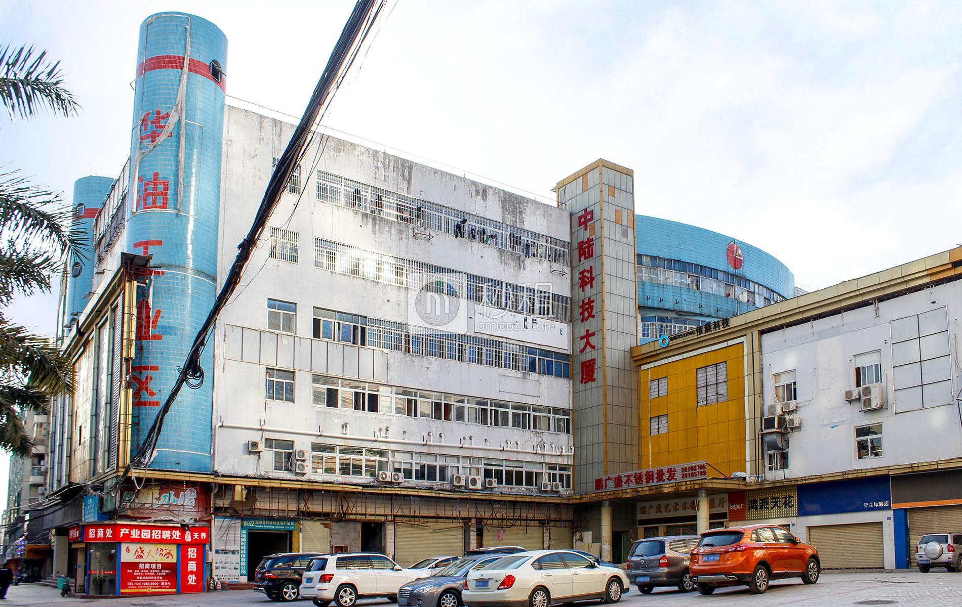 龙华中陆科技大厦写字楼出租/招租/租赁,龙华中陆科技大厦办公室出租/招租/租赁