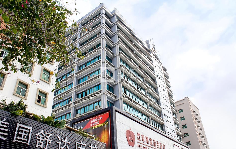 湖广通创业大厦