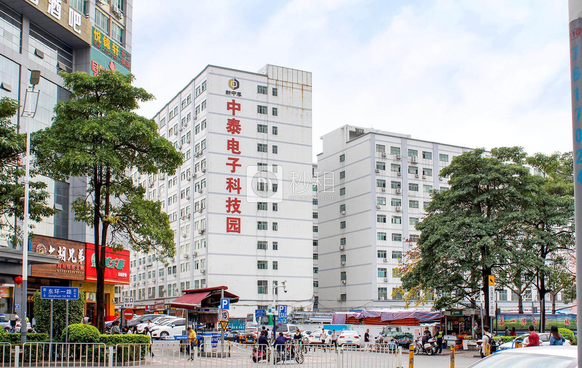中泰科技园写字楼出租/招租/租赁,中泰科技园办公室出租/招租/租赁