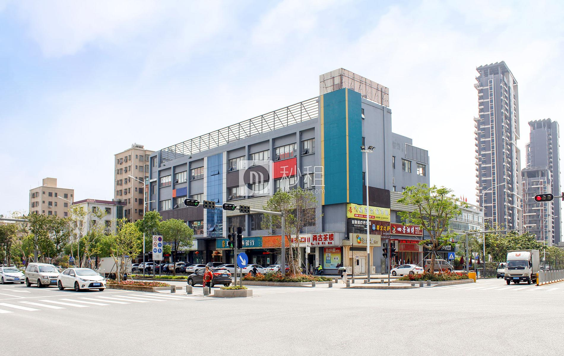 日照山海商务中心
