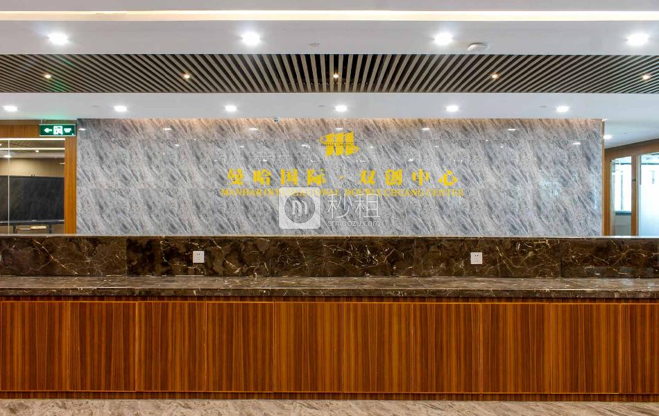 曼哈国际双创中心-曼哈数码广场
