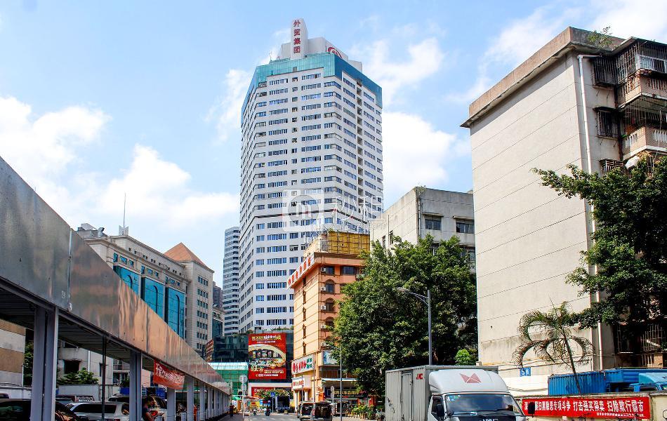 外贸集团大厦