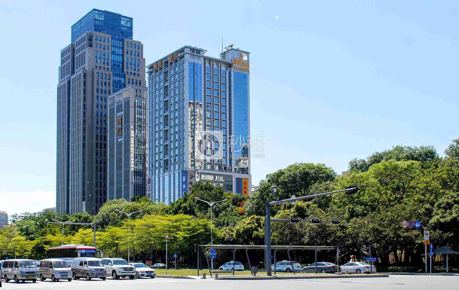 博园商务大厦