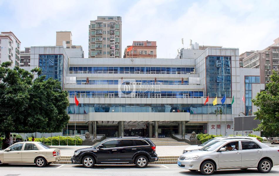 麻布村委大楼