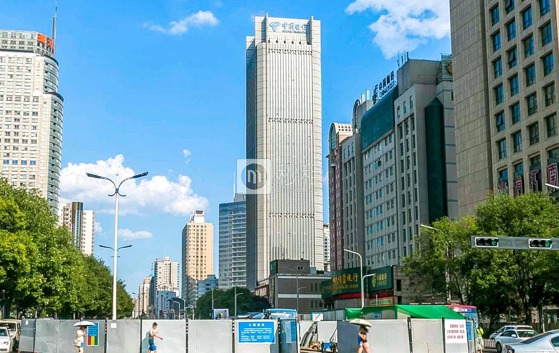 电信广场金融商务中心