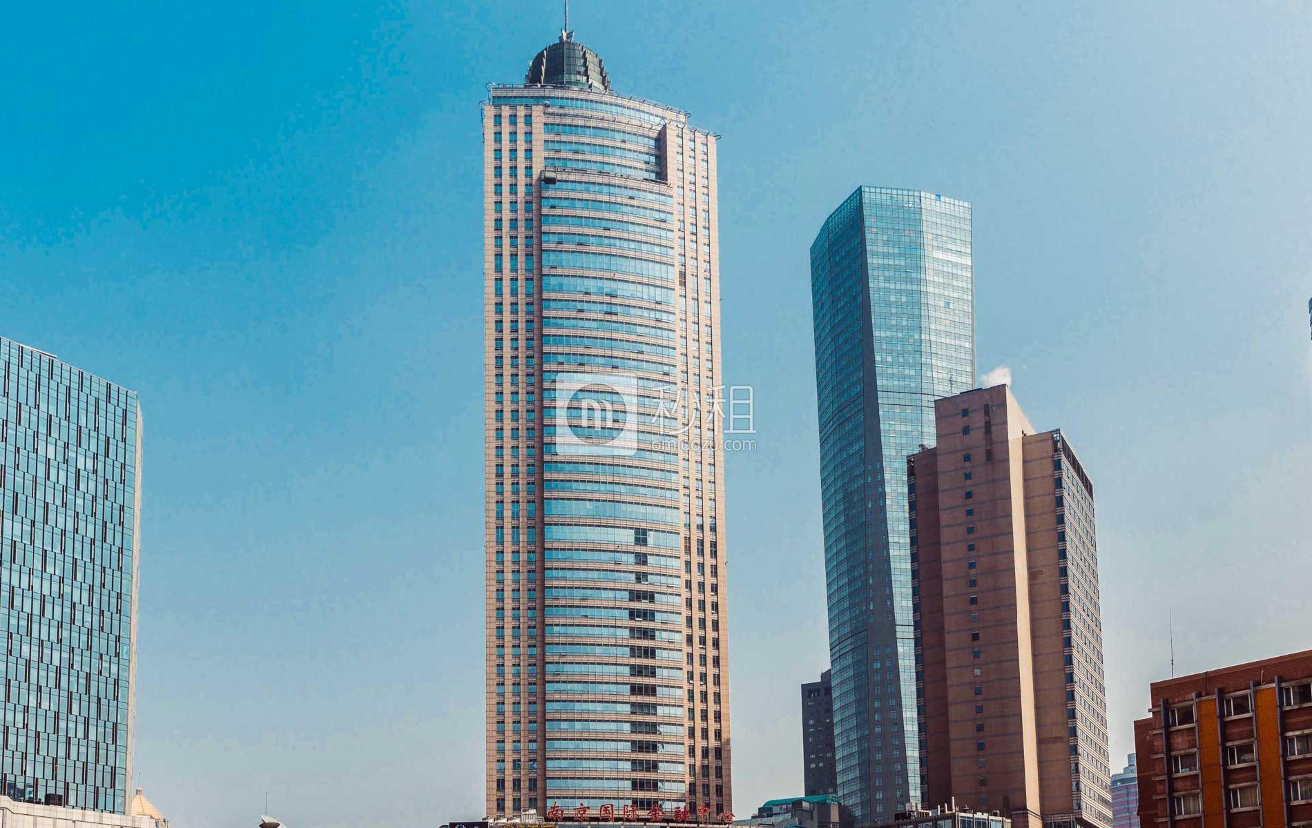 南京國際金融中心