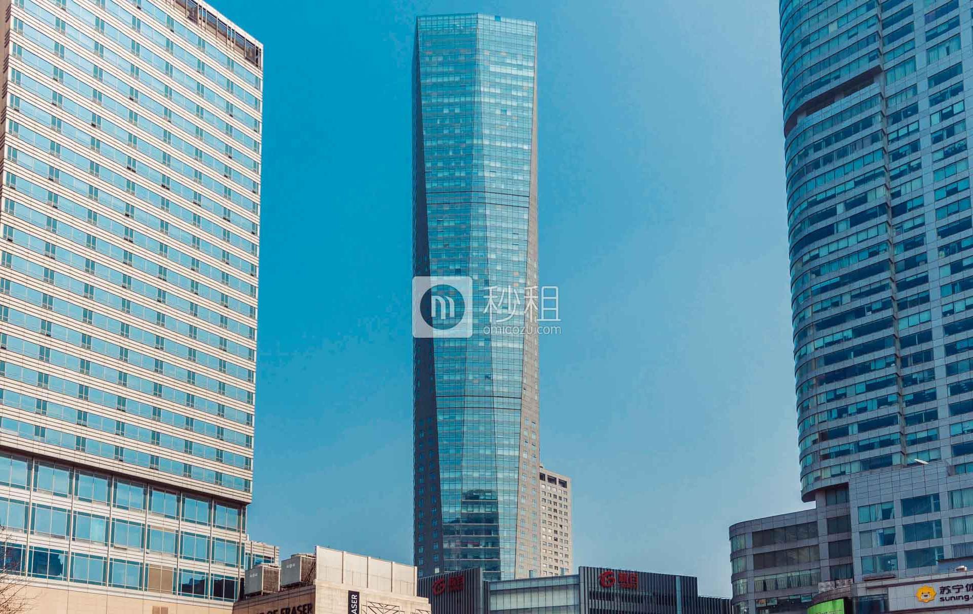 南京中心大廈