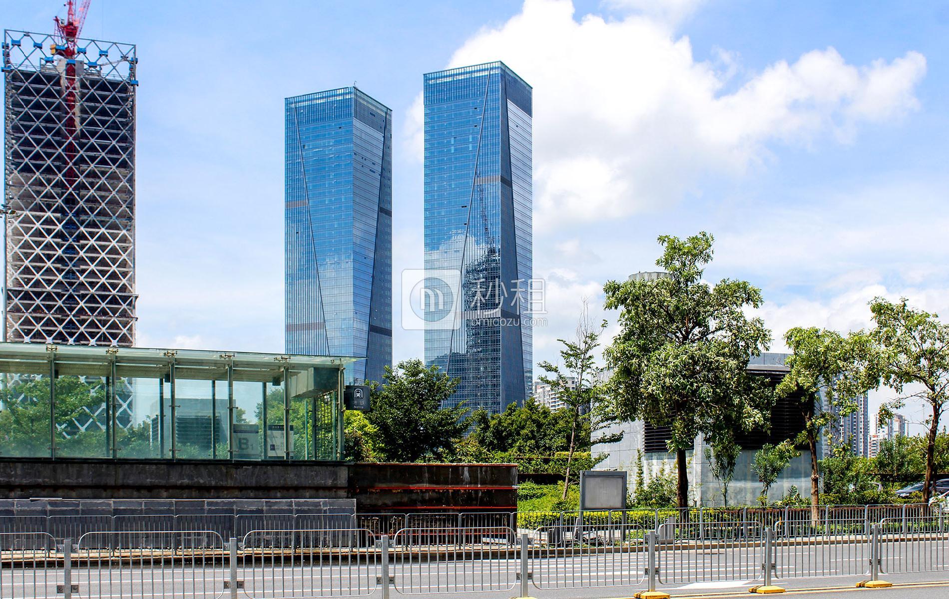 金利通金融中心(前海人寿金融中心)