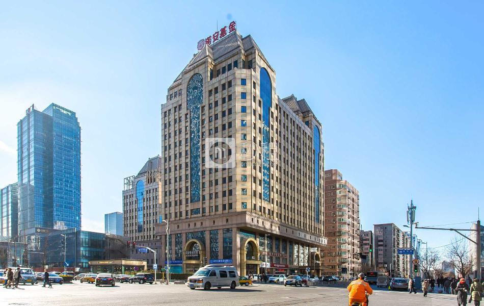 中国中期大厦