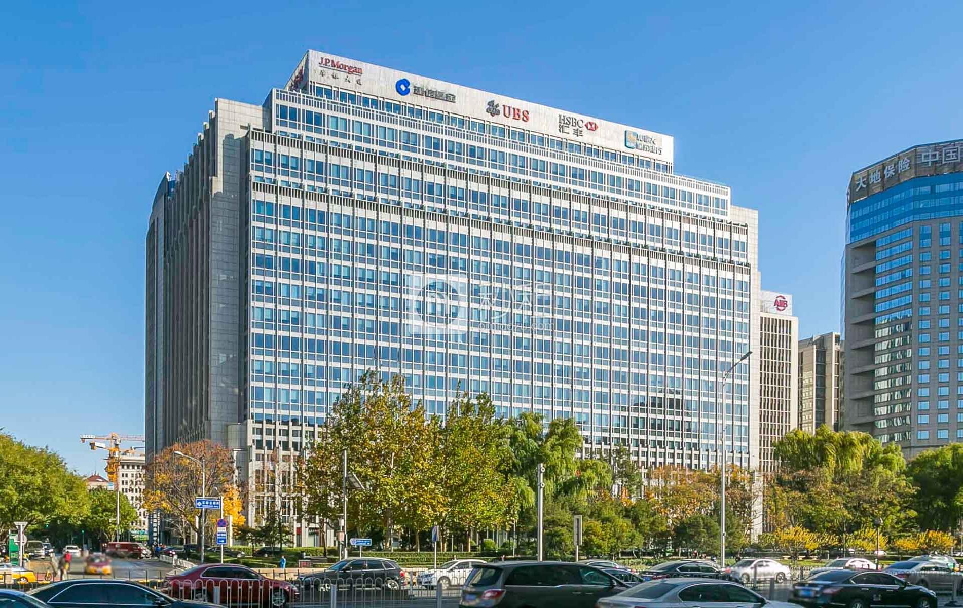英蓝国际金融中心